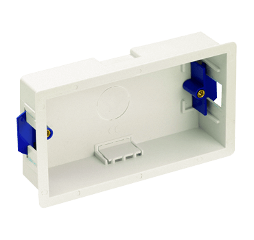 35mm Deep Cavity Wall Box for Cable Management Systems at Falcon Trunking Systems.