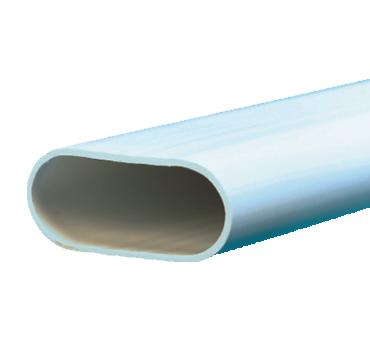oval conduit