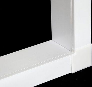 window liner and door surround